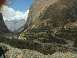 Preguntas que surgen en los caminos montañosos de los Andes